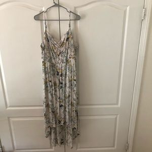 EUC Torrid high low summer dress